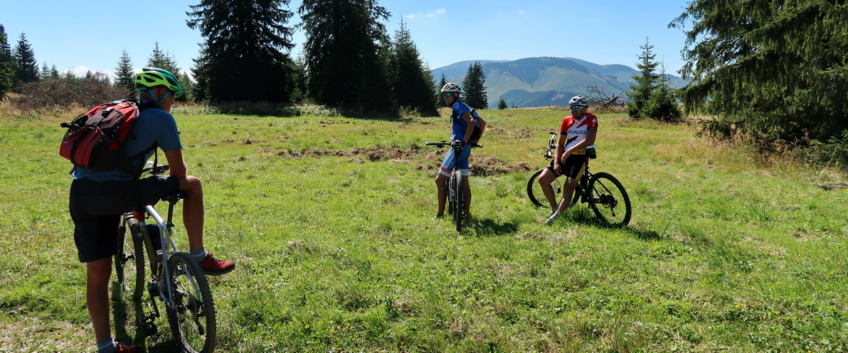 MOUNTAIN BIKING IN SLOVAKIA 2018