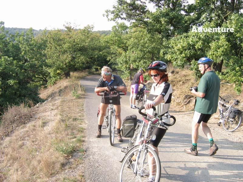 Along the trecks of Monarchs by Bike